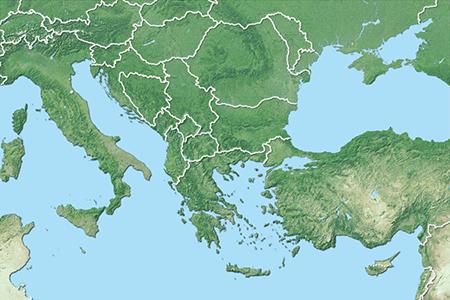 Symbol Map Varna Forecacom - Varna map